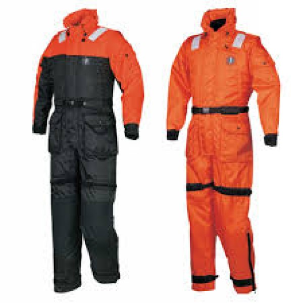 PROPERTIES OF COLD SUITS
