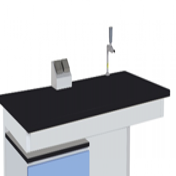 Lab Bench Accessory-gas tap & electric socket